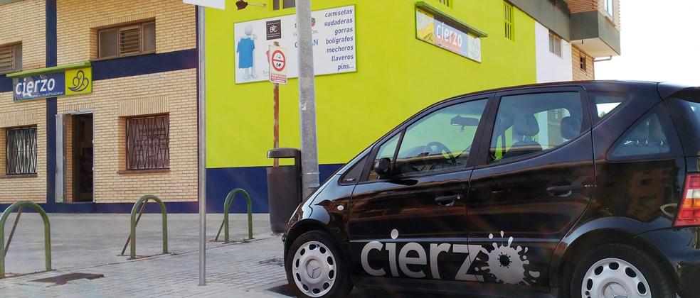 Serigrafías CIERZO Huesca